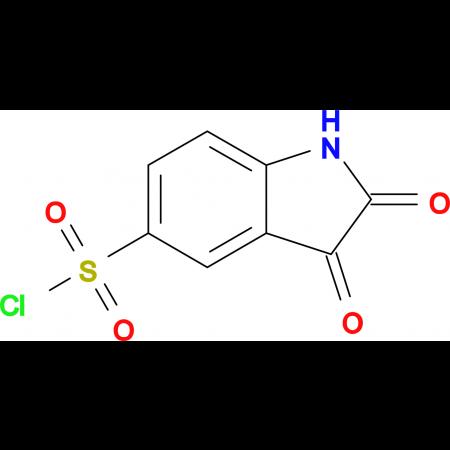 2,3-Dioxoindoline-5-sulfonyl chloride