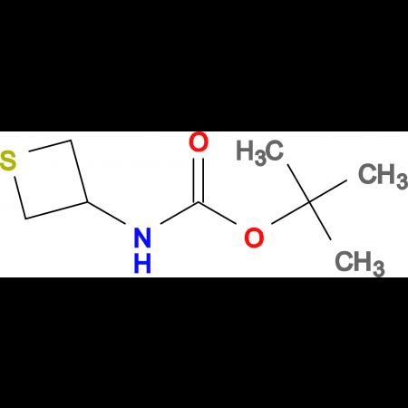 tert-Butyl thietan-3-ylcarbamate