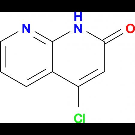 4-Chloro-1,8-naphthyridin-2(1H)-one