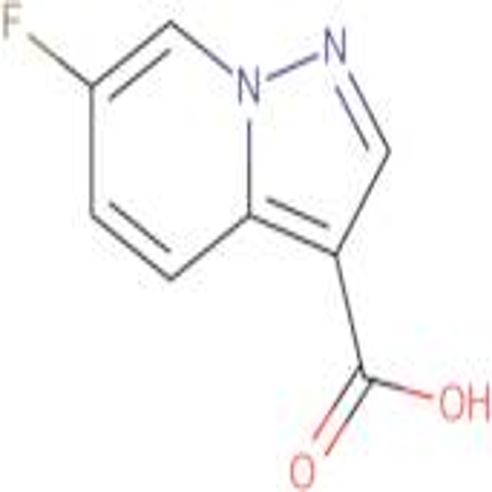 6-Fluoropyrazolo[1,5-a]pyridine-3-carboxylic acid