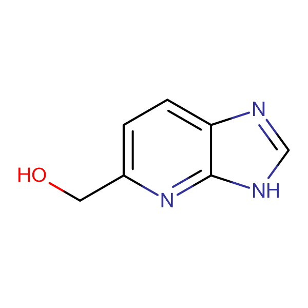 (3H-Imidazo[4,5-b]pyridin-5-yl)methanol