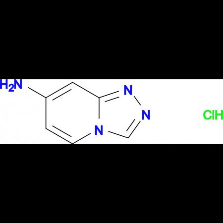 [1,2,4]Triazolo[4,3-a]pyridin-7-amine hydrochloride