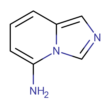 Imidazo[1,5-a]pyridin-5-amine