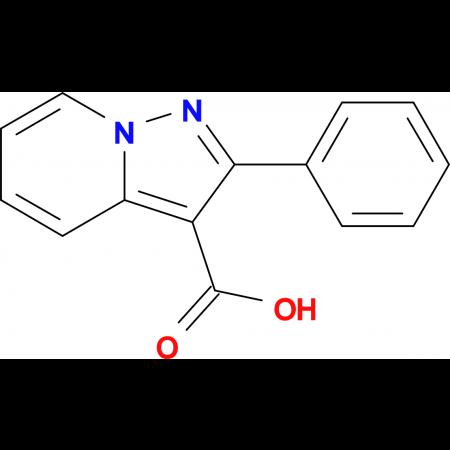 2-Phenylpyrazolo[1,5-a]pyridine-3-carboxylic acid