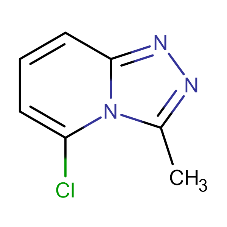 5-Chloro-3-methyl-[1,2,4]triazolo[4,3-a]pyridine