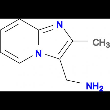 (2-Methylimidazo[1,2-a]pyridin-3-yl)methanamine