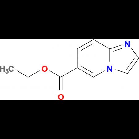 Ethyl imidazo[1,2-a]pyridine-6-carboxylate