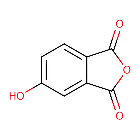 5-Hydroxyisobenzofuran-1,3-dione