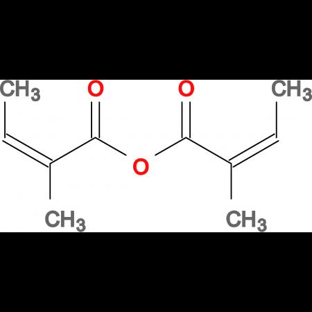 (Z)-2-Methylbut-2-enoic anhydride