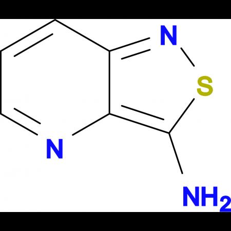 Isothiazolo[4,3-b]pyridin-3-amine