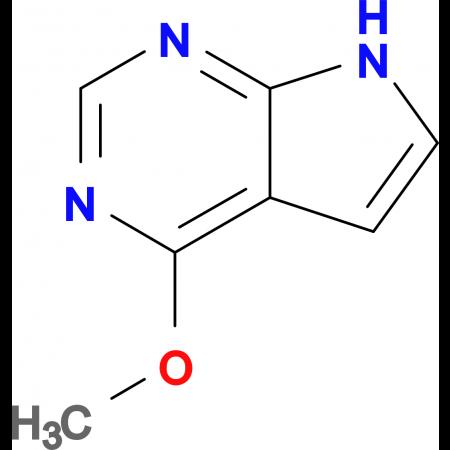 4-Methoxy-7H-pyrrolo[2,3-d]pyrimidine