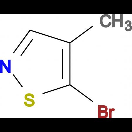 5-Bromo-4-methylisothiazole