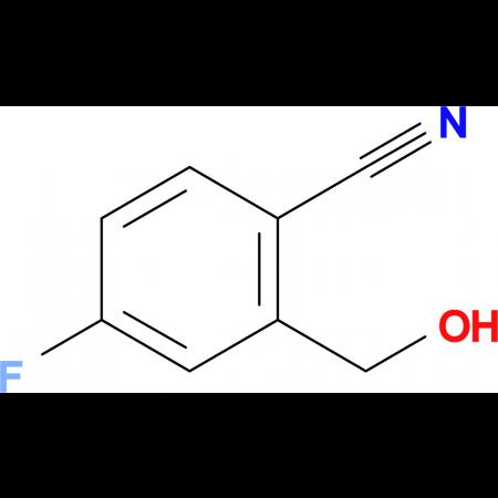 4-Fluoro-2-(hydroxymethyl)benzonitrile