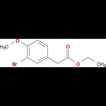 Ethyl 2-(3-bromo-4-methoxyphenyl)acetate