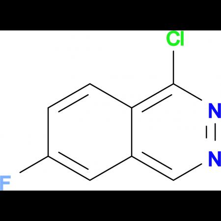 1-Chloro-6-fluorophthalazine