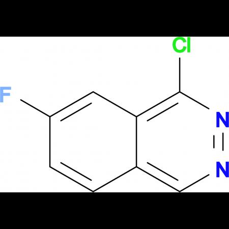 1-Chloro-7-fluorophthalazine