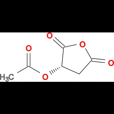 (S)-2,5-Dioxotetrahydrofuran-3-yl acetate