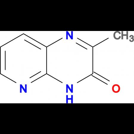 2-Methylpyrido[2,3-b]pyrazin-3(4H)-one