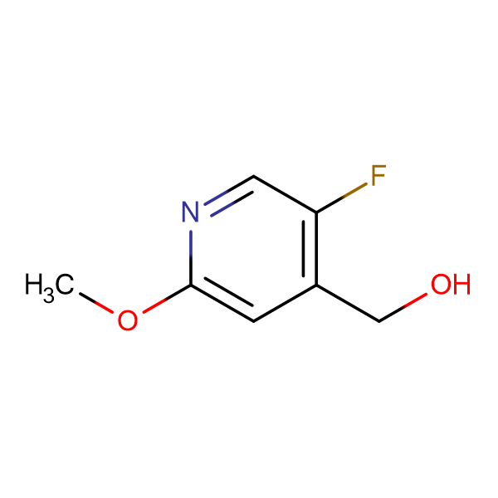 (5-Fluoro-2-methoxypyridin-4-yl)methanol