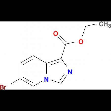 Ethyl 6-bromoimidazo[1,5-a]pyridine-1-carboxylate