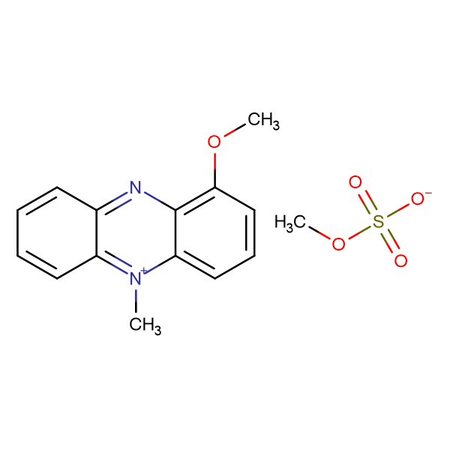 1-Methoxy-5-methylphenazin-5-ium methyl sulfate