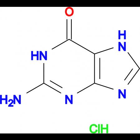 2-Amino-1H-purin-6(7H)-one hydrochloride