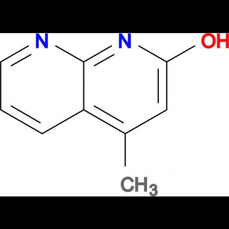 4-Methyl-1,8-naphthyridin-2-ol