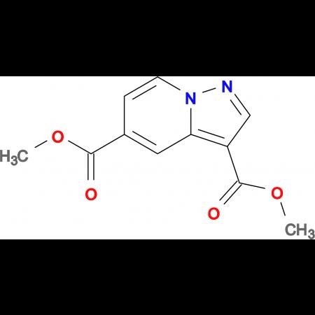 Dimethyl pyrazolo[1,5-a]pyridine-3,5-dicarboxylate