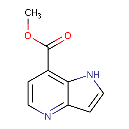 Methyl 1H-pyrrolo[3,2-b]pyridine-7-carboxylate