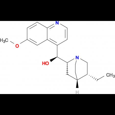 (1S)-((2R,4S,5R)-5-Ethylquinuclidin-2-yl)(6-methoxyquinolin-4-yl)methanol