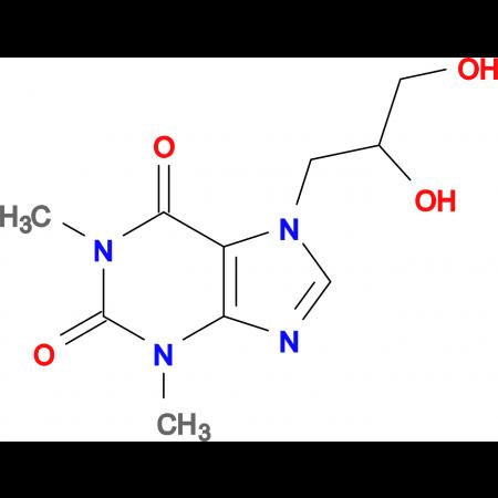7-(2,3-Dihydroxypropyl)-1,3-dimethyl-1H-purine-2,6(3H,7H)-dione