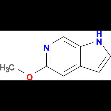 5-Methoxy-1H-pyrrolo[2,3-c]pyridine
