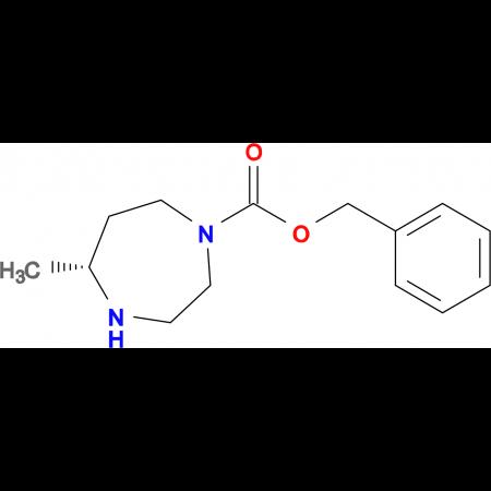 (R)-Benzyl 5-methyl-1,4-diazepane-1-carboxylate
