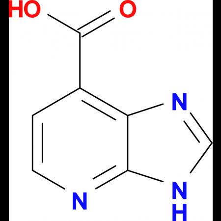 3H-Imidazo[4,5-b]pyridine-7-carboxylic acid