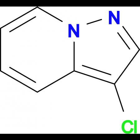 3-Chloropyrazolo[1,5-a]pyridine