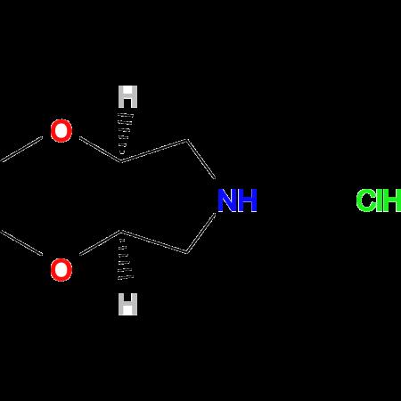 (4aR,7aS)-Hexahydro-2H-[1,4]dioxino[2,3-c]pyrrole hydrochloride
