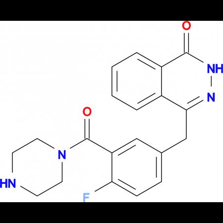 4-(4-FLUORO-3-(PIPERAZINE-1-CARBONYL)BENZYL)PHTHALAZIN-1(2H)-ONE