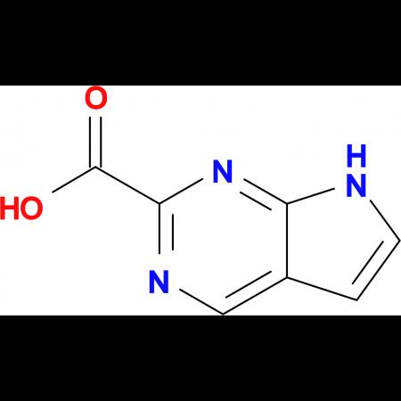 7H-PYRROLO[2,3-D]PYRIMIDINE-2-CARBOXYLIC ACID