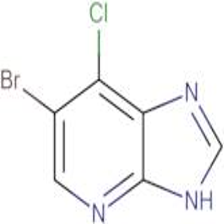 6-BROMO-7-CHLORO-3H-IMIDAZO[4,5-B]PYRIDINE