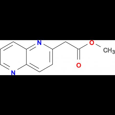 METHYL 2-(1,5-NAPHTHYRIDIN-2-YL)ACETATE