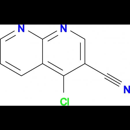 4-CHLORO-1,8-NAPHTHYRIDINE-3-CARBONITRILE