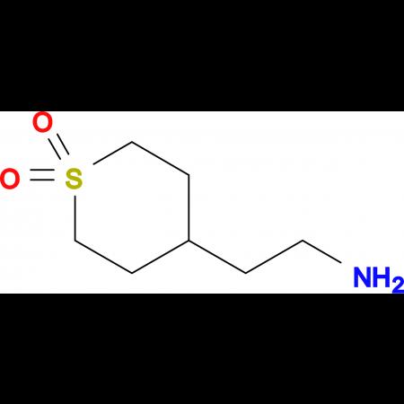 2-(1,1-DIOXIDOTETRAHYDRO-2H-THIOPYRAN-4-YL)ETHANAMINE