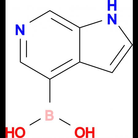 (1H-PYRROLO[2,3-C]PYRIDIN-4-YL)BORONIC ACID