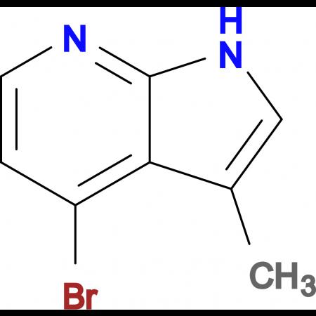 4-BROMO-3-METHYL-7-AZAINDOLE