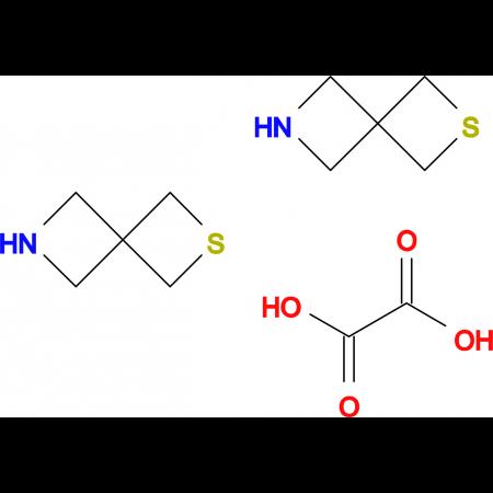 2-THIA-6-AZASPIRO[3.3]HEPTANE HEMIOXALATE