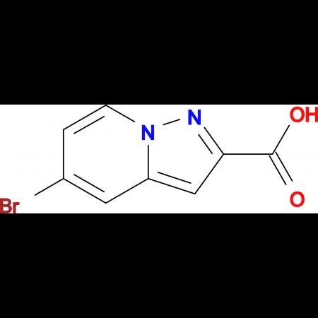 5-BROMOPYRAZOLO[1,5-A]PYRIDINE-2-CARBOXYLIC ACID