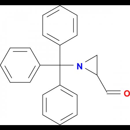 2-FORMYL-1-TRITYL-AZIRIDINE