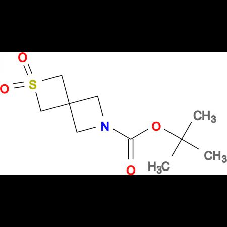 2-THIA-6-AZASPIRO[3.3]HEPTANE, 2,2-DIOXIDE-6-CARBOXYLIC ACID TERT-BUTYL ESTER