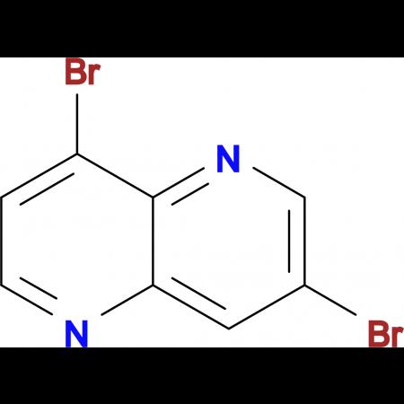 3,8-DIBROMO-1,5-NAPHTHYRIDINE