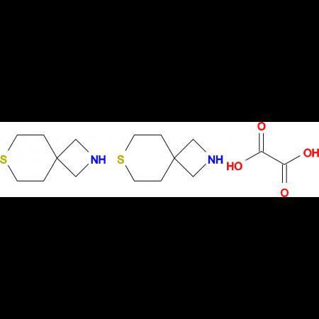 7-THIA-2-AZASPIRO[3.5]NONANE HEMIOXALATE